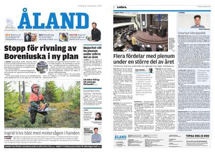 Ålandstidningen – 08 november 2019