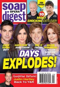 Soap Opera Digest - March 02, 2020
