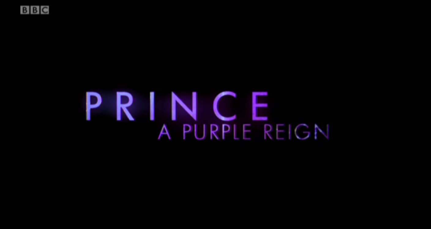 Prince: A Purple Reign (2011 BBC Four) **[RE-UP]**