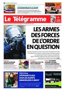 Le Télégramme Concarneau – 29 janvier 2020