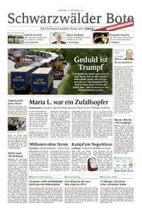 Schwarzwälder Bote Blumberg - 12. September 2017