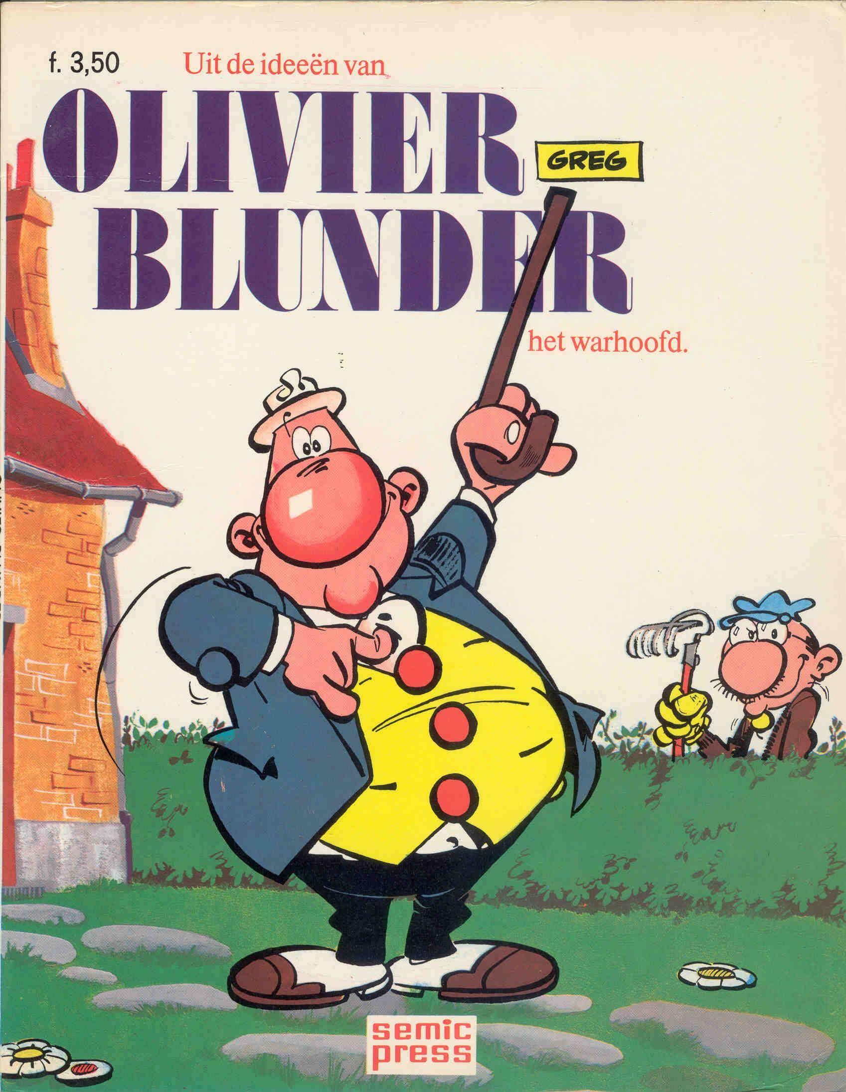 Olivier Blunder