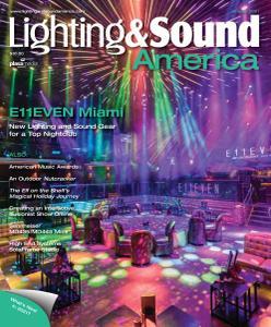 Lighting & Sound America - January 2021