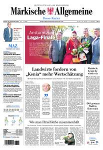Märkische Allgemeine Dosse Kurier - 30. September 2019