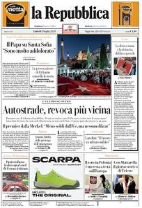 la Repubblica - 13 Luglio 2020