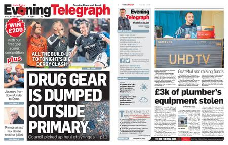 Evening Telegraph Late Edition – November 08, 2019