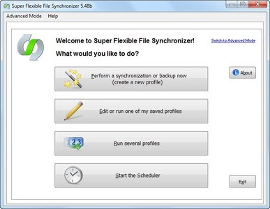 Super Flexible File Synchronizer Pro 5.50 build 245