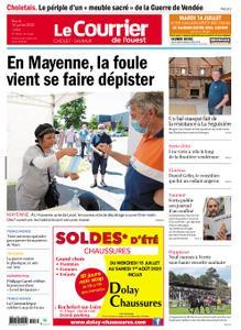 Le Courrier de l'Ouest Cholet – 14 juillet 2020