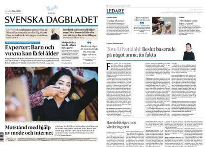 Svenska Dagbladet – 07 juni 2018