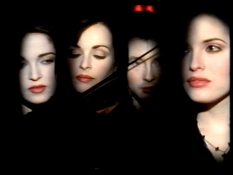 The Corrs - Forgiven, Not Forgotten (Promo Video SVCD)