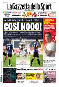 La Gazzetta dello Sport – 13 agosto 2020