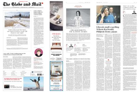 The Globe and Mail – April 02, 2019