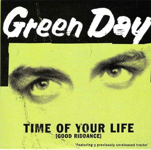 Green Day - Time Of Your Life (Good Riddance) (Australian CD5) (1997) **[RE-UP]**