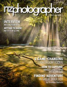 NZPhotographer - July 2018