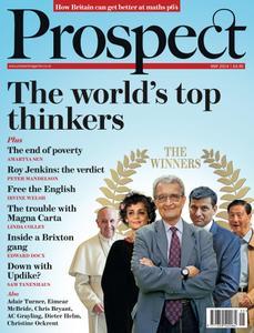 Prospect Magazine - May 2014