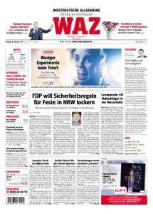 WAZ Westdeutsche Allgemeine Zeitung Oberhausen-Sterkrade - 30. Oktober 2017