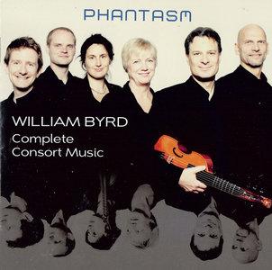 Phantasm - William Byrd: Complete Consort Music (2010) [Re-Up]