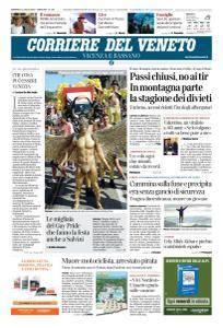 Corriere del Veneto Vicenza e Bassano - 1 Luglio 2018