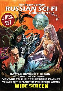 The Roger Corman Russian Sci-Fi Collection Set (1959-1968)