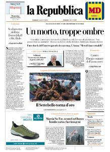 la Repubblica - 28 Luglio 2019