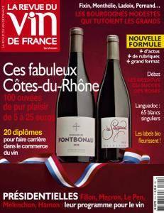 La Revue du Vin de France - Avril 2017