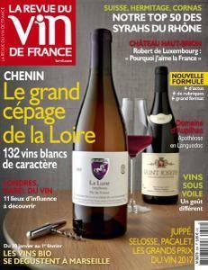 La Revue du Vin de France - Février 2017