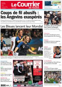 Le Courrier de l'Ouest Angers – 07 juin 2019