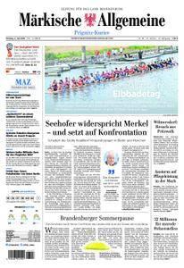 Märkische Allgemeine Prignitz Kurier - 02. Juli 2018