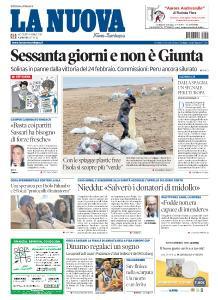 La Nuova Sardegna Nuoro - 24 Aprile 2019