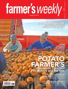 Farmer's Weekly - 02 August 2019