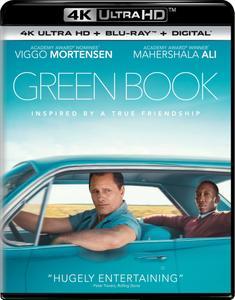 Green Book (2018) [4K, Ultra HD]