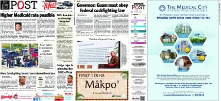 The Guam Daily Post – December 18, 2019