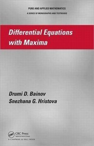 Differential Equations with Maxima (repost)