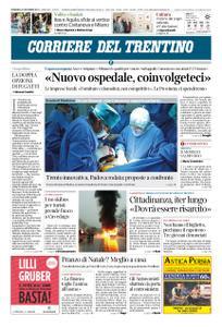 Corriere del Trentino – 22 dicembre 2019