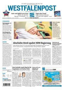 Westfalenpost Wetter - 05. Dezember 2017