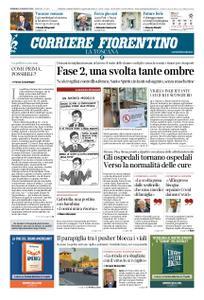 Corriere Fiorentino La Toscana – 03 maggio 2020