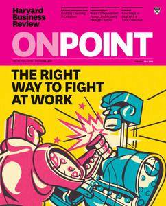 Harvard Business Review OnPoint - August 2018