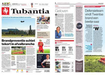 Tubantia - Enschede – 03 juli 2018