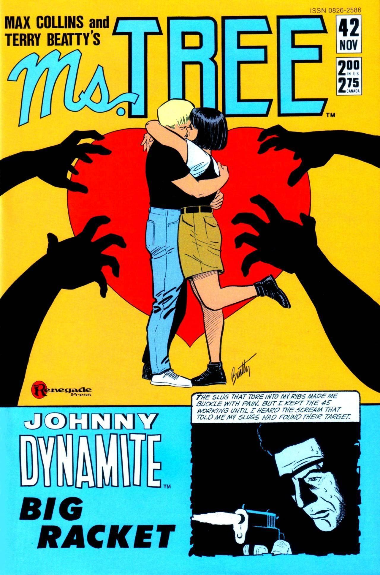 Ms  Tree [1985 - 1989] Ms  Tree Renegade Press [9 of 32] Ms  Tree 42 cbr