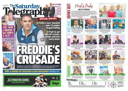 The Daily Telegraph (Sydney) – September 19, 2020