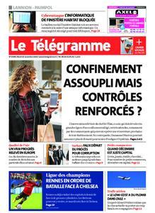 Le Télégramme Lannion - Paimpol – 24 novembre 2020