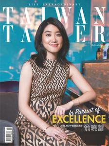 Taiwan Tatler - 九月 2019
