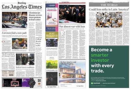 Los Angeles Times – January 12, 2020
