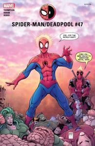 Spider-Man-Deadpool 047 2019 Digital Zone