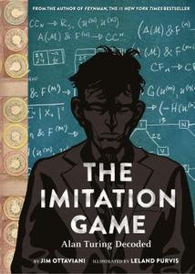 The Imitation Game-Alan Turing Decoded 2016 Digital