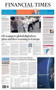 Financial Times USA - June 18, 2020