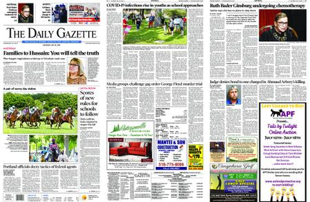 The Daily Gazette – July 18, 2020
