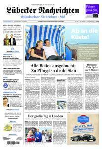 Lübecker Nachrichten Ostholstein Süd - 19. Mai 2018