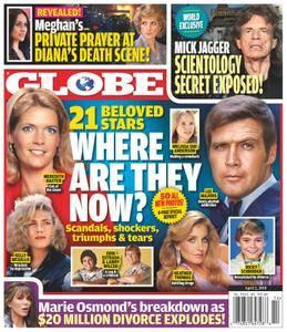 Globe – April 02, 2018