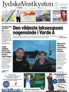 JydskeVestkysten Varde – 02. november 2018